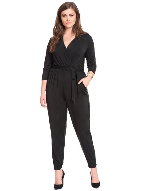 curve shape black womew 12 plus size jumpsuits perfect for your body type