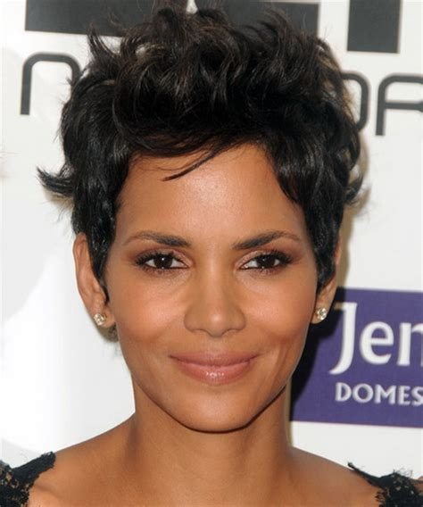 Halle Berry Hairstyles by Halle Berry Haircut