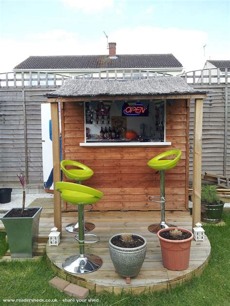 Bar Sheds For Sale by S Bar Pub Entertainment From Garden Owned By Gill