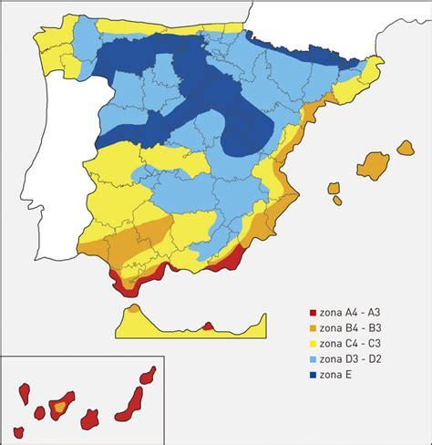 zonas climaticas de espana las tipos de clima c 243 mo influyen en el consumo