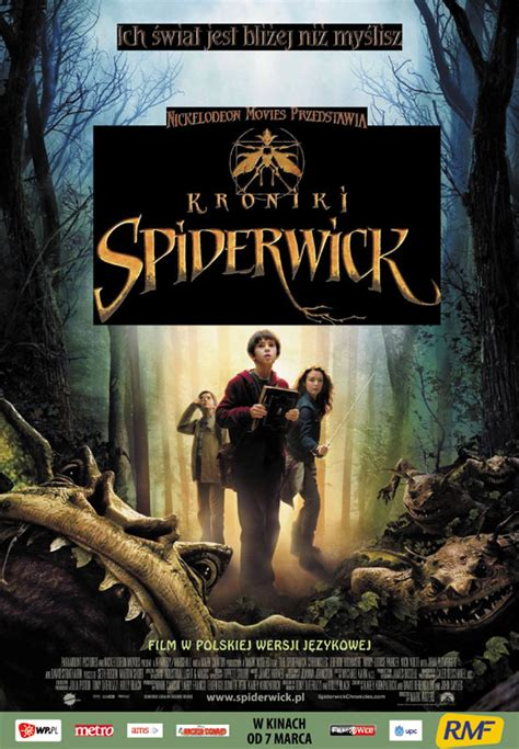 film fantasy dla dzieci mark waters quot kroniki spiderwick quot recenzja filmu gram pl