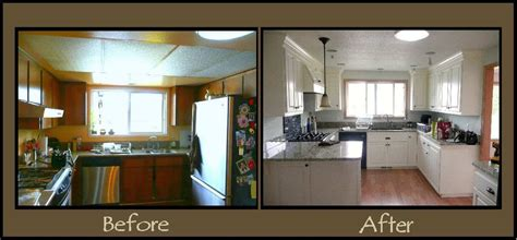 remodeling a little white house small kitchen remodels before after welcome to concept