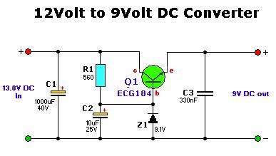 12vdc to 12vac converter circuit diagram dc 12v change ac 12 diabetes inc