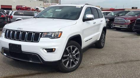 jeep chrysler ontario 2018 jeep grand limited toronto mississauga