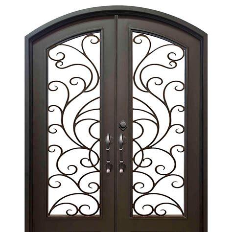 Iron Doors by Iron Doors Unlimited 62 In X 82 In Mara Marea Classic 3