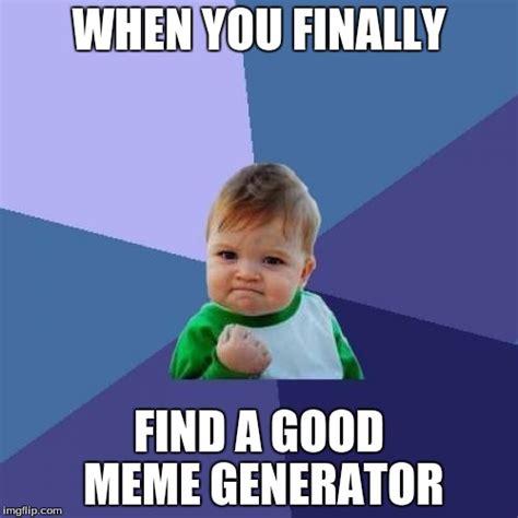 success kid meme imgflip