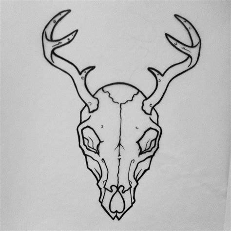 skull tattoos tumblr outline search tattodo