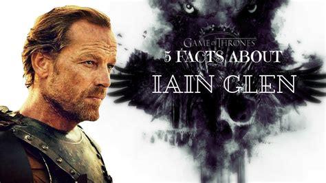 actor mormont game of thrones meet the actor iain glen jorah mormont from game of
