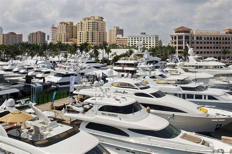 west palm beach boat show vendors see what 1 2 billion can buy at the palm beach boat show