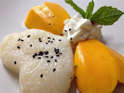 New Chitato Beef Rendang Mango Sticky Rice Fried Crab Egg Yolk menu thai new west restaurant new westminster