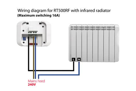 digital room thermostat wiring diagram efcaviation