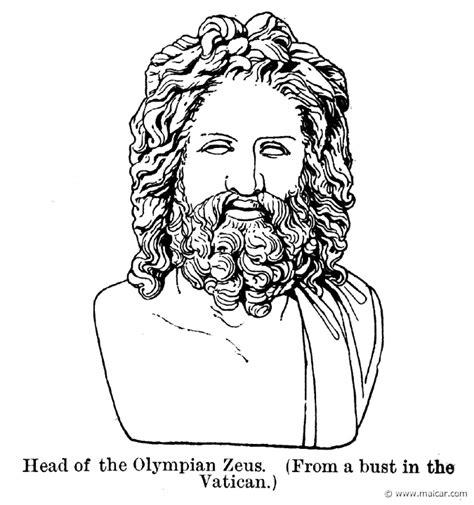 biography of zeus iconography zeus smi636