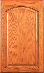 kitchen cabinet doors unfinished raised panel oak door