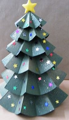 pino de navidad con cartulina manualidades para ni 241 os