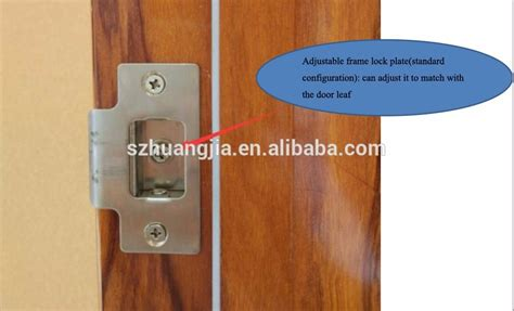 single leaf double swing door aluminum frame glass single leaf double counter swing door