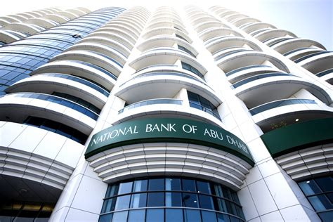 national bank of abu dhabi banking national bank of abu dhabi gulf bank merger on 1