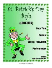 st s day flyer
