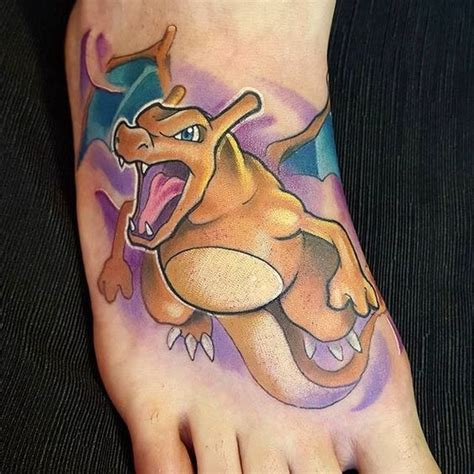 charizard tattoo ideas featuring charizardonpoint tattoos