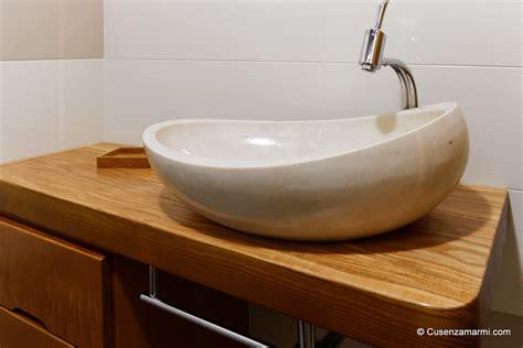 lavabi bagno in pietra lavabo da appoggio in pietra mod konka cusenzamarmi