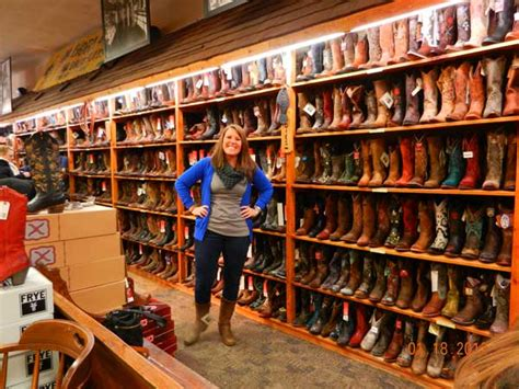 cowboy boot store a visit to f m light and sons cowboy boots western wear