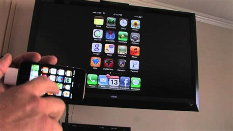 Iphone To Tv Apple Iphone Hdmi Adapter