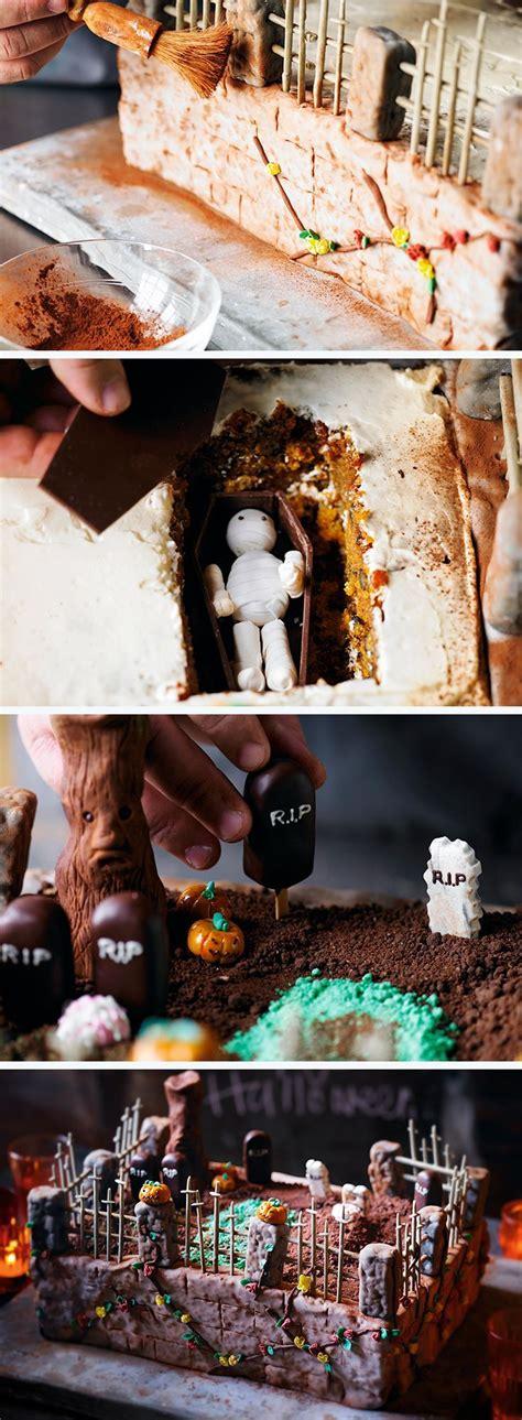 scary cakes ideas  pinterest halloween fondant cake spooky halloween cakes