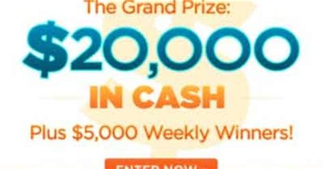 Pch Sweepstakes Drawing Date