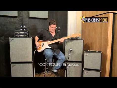 fender rumble 410 cabinet v3 review bass lifier bugera bvp5500 doovi