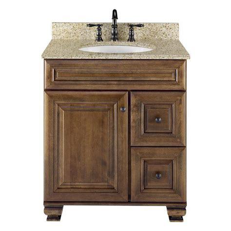allen roth vanity cabinets allen roth 20j vsdb30 ballantyne 30 in x 21 in mocha