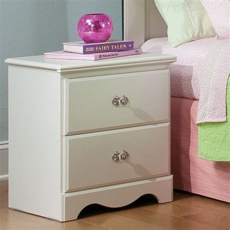 bedroom kid bedding and white headboard with nightstand 2 drawer nightstand kids bedroom furniture wood white