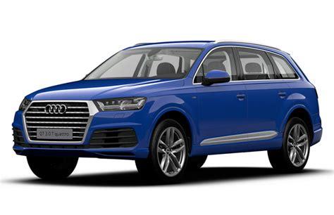price on audi q7 q7 3 0tdi 272 q tip s line 21 audi q7 new cars