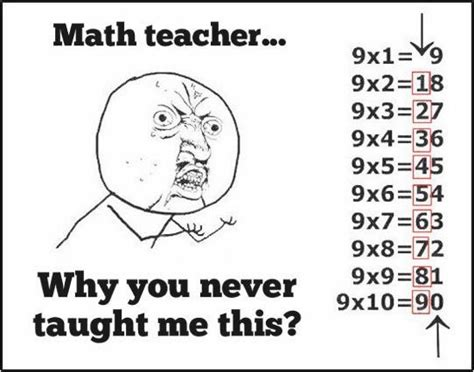 ex teachers what job do you do now netmums easy maths tips and tricks professor why you did not