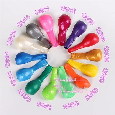 Balon Ulang Tahun Balon Pesta Haolin 100 Pcs Warna War balon pesta ulang tahun 100pcs pink jakartanotebook