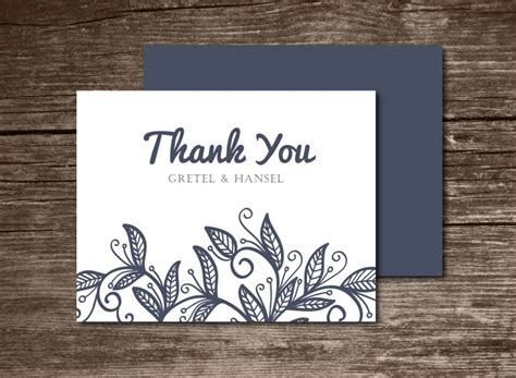 thank you cards photoshop templates the best thank you cards template designs