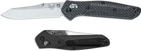 benchmade 940 carbon fiber benchmade osborne 940 knife carbon fiber bm 9401