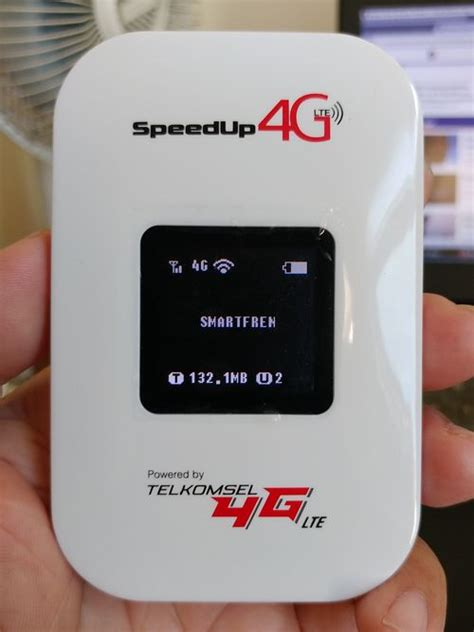 Modem Flash Cyrus speedup 4g 2 ponselmu