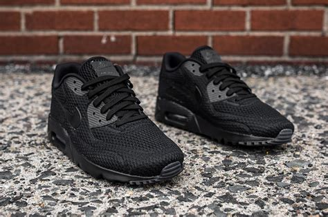 Nike Air Max Ultra 90 Br nike air max 90 ultra br black sneaker bar detroit