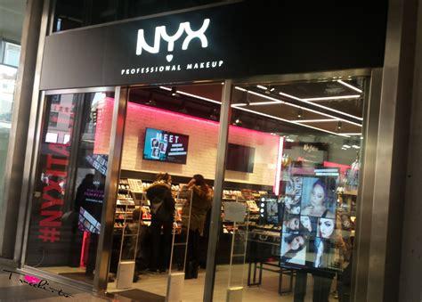 Lipstik Nyx Di Metro apre il negozio nyx cosmetics a trucchi tv