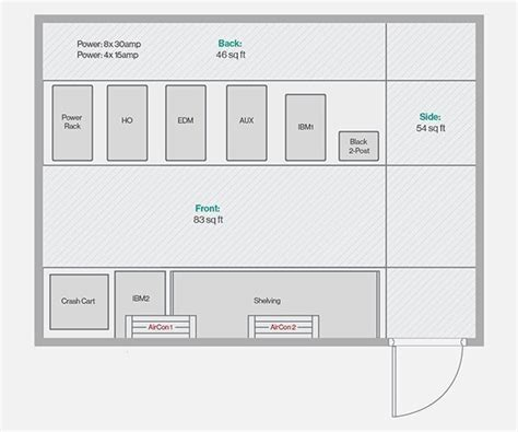data center visio visio data center floor plan meze