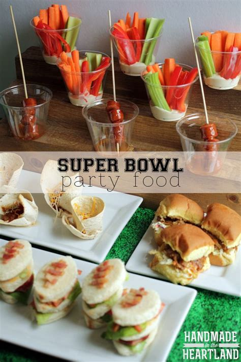 10 super bowl appetizer recipes to win halftime last minute super bowl party ideas and recipes an