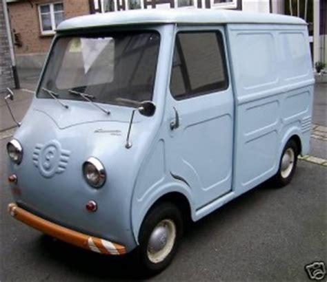 microcar news  goggomobil transporter  sale