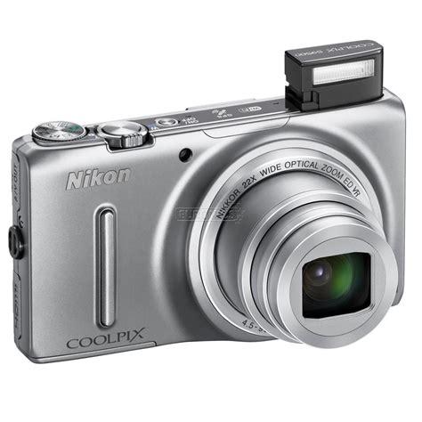Kamera Digital Murahnikon Coolpix S9500 digital coolpix s9500 nikon coolpixs9500silver