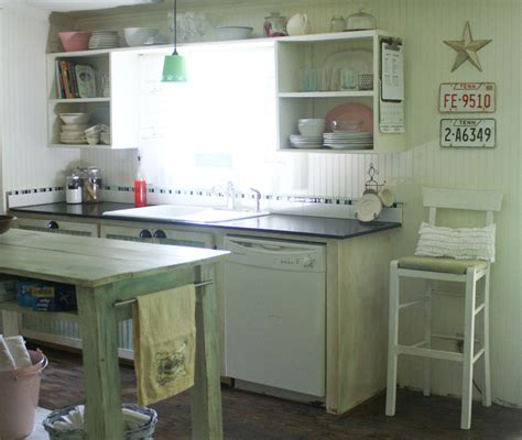Mobile Home Kitchen Makeover by Small Kitchen Makeover In A Mobile Home