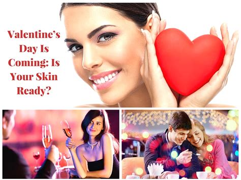 Is Valentines Day Bad For Your Skin by S Day Is Coming Is Your Skin Ready Slideshow