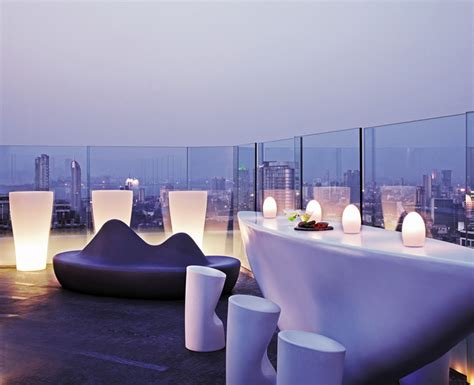 Four Seasons Hotel To Open In Mumbai by Rooftop Bars Aer Bar And Lounge At Four Seasons Hotel