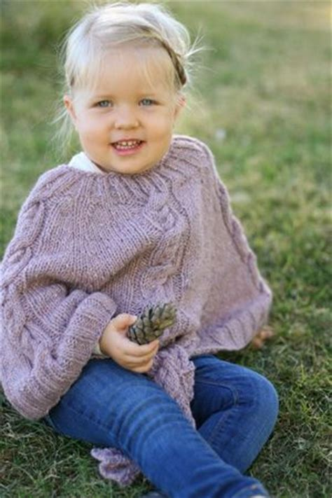 free knitting patterns poncho child free poncho pattern purls hooks needles