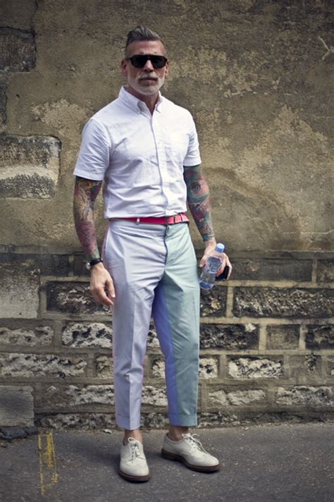 get inspired by nick wooster s style and interview