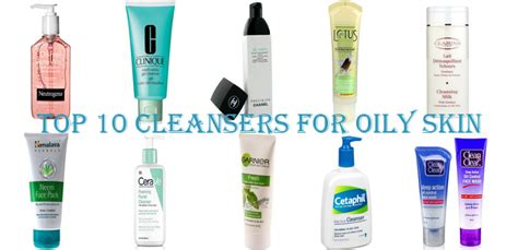 Best Detox For Acne Skin by Top 10 Best Cleanser For Skin