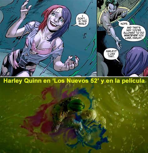 imagenes del joker animado escuadr 243 n suicida 191 recuerdas los or 237 genes de harley