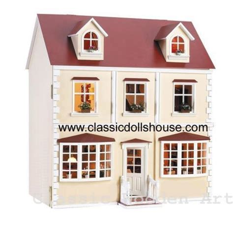 China Wooden Collector Victorian Dolls House 1 China